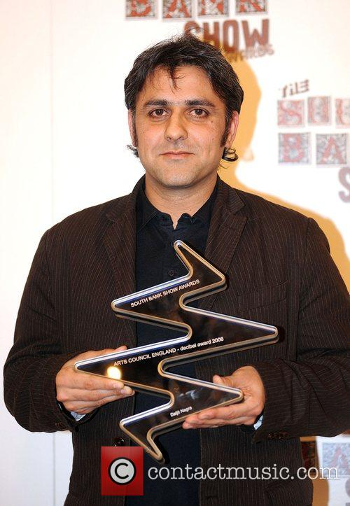 Daljit Nagra The South Bank Show Awards at...