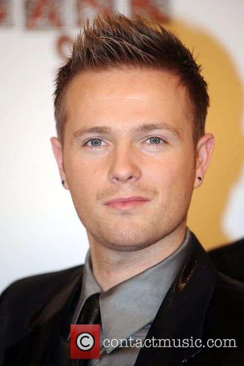 Nicky Byrne The South Bank Show Awards at...