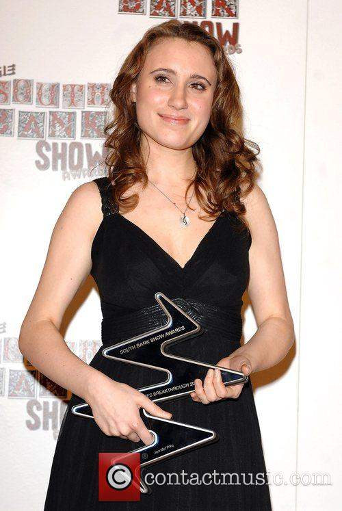 Jennifer Pike The South Bank Show Awards at...