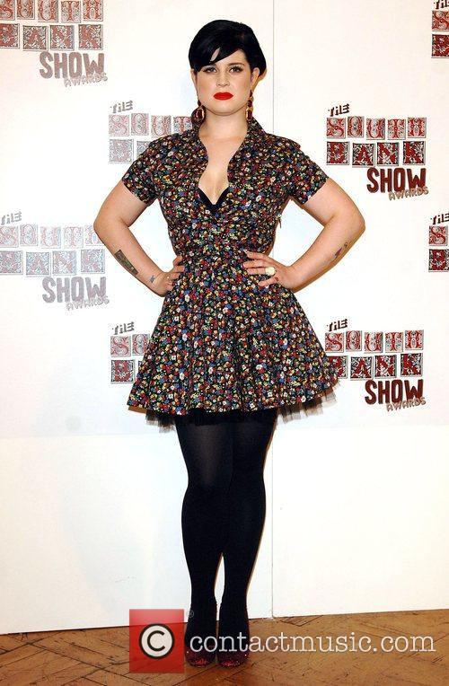 Kelly Osbourne The South Bank Show Awards at...