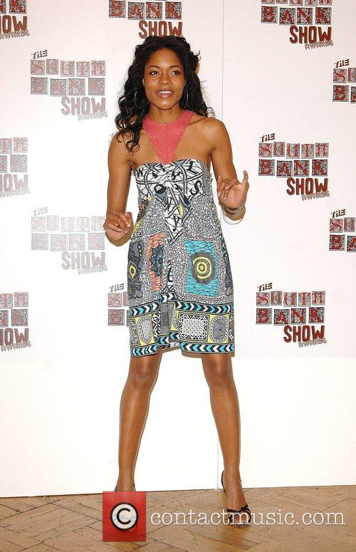 Naomie Harris The South Bank Show Awards at...