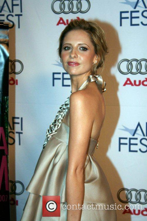 Sarah Michelle Gellar and Afi 2