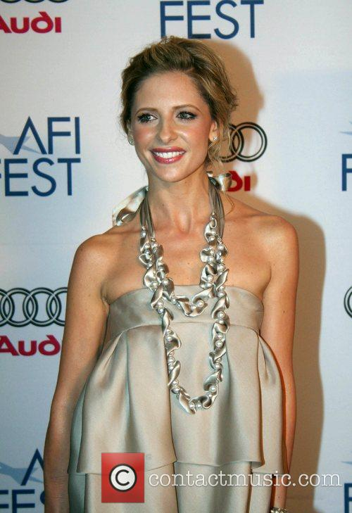 Sarah Michelle Gellar and Afi 6