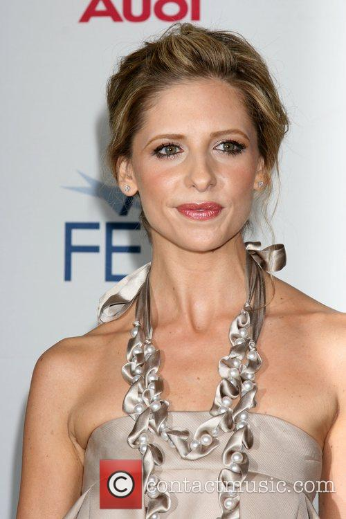 Sarah Michelle Gellar and Afi 10