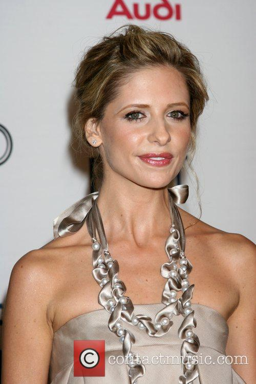 Sarah Michelle Gellar and Afi 8