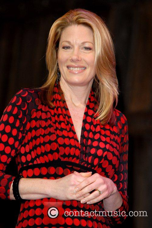 Marin Mazzie 'Spamalot' The Musical cast change at...