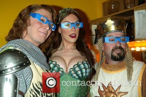 Clay Aiken and Monty Python 3