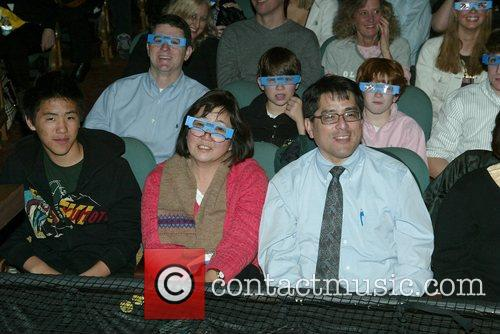 Audience at the third Anniversary of their smash...