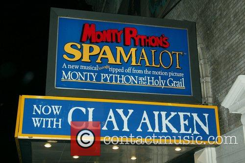 Atmosphere and Monty Python 1