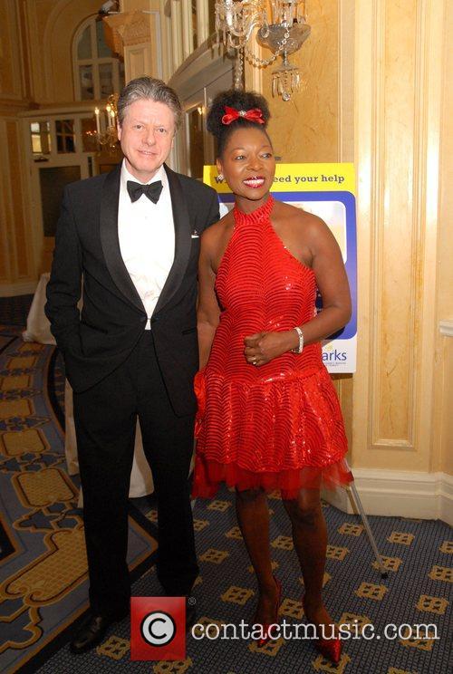 Floella Benjamin and Husband Keith Taylor 2