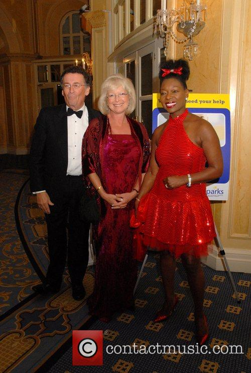 Robert Powell and Floella Benjamin 2