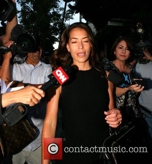 Laura Wasser lawyer for Britney Spears talking to...
