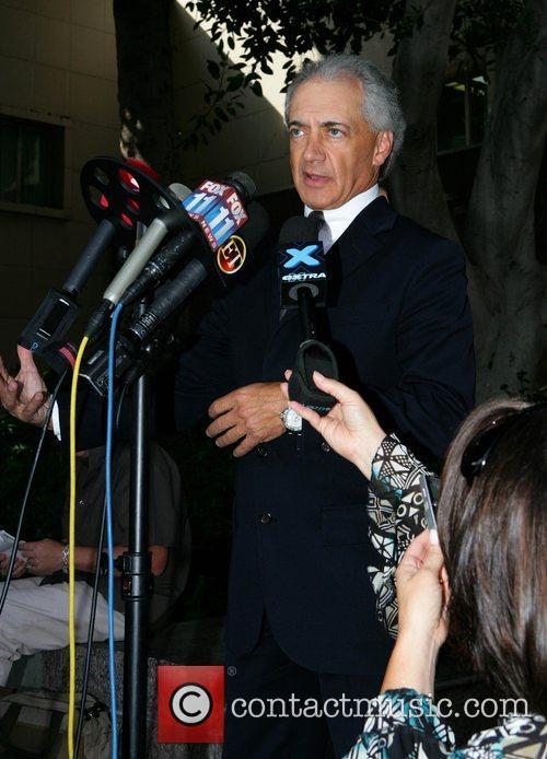 Mark Vincent Kaplan lawyer for Kevin Federline talking...