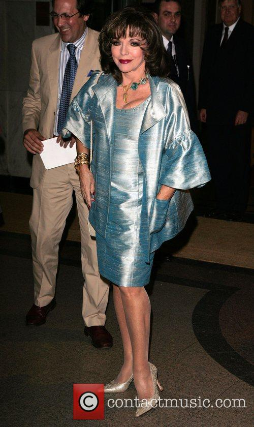 Joan Collins The Spectator 180th Anniversary party -...
