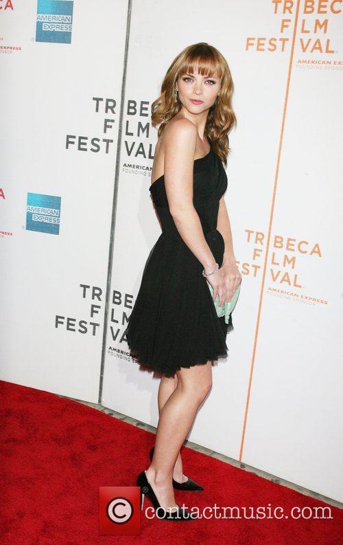 Christina Ricci Tribeca Film Festival 2008 premiere of...
