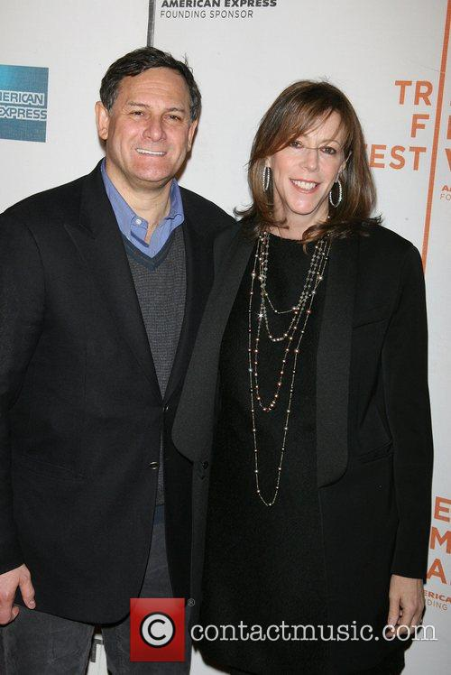 Craig Hatkoff and Jane Rosenthal Tribeca Film Festival...