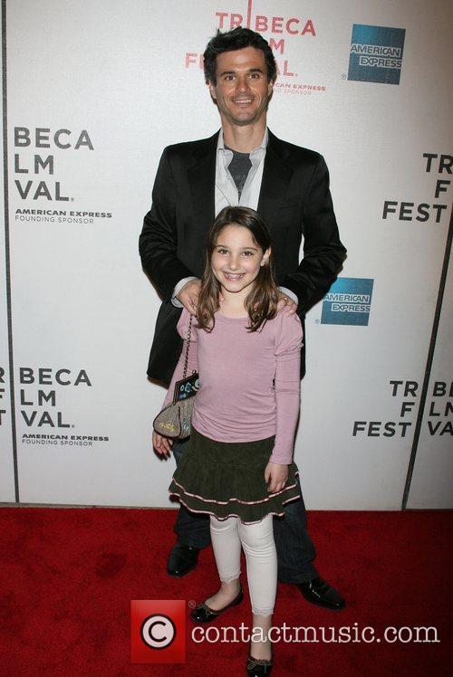 Evan Shapiro and Jammie Shapiro Tribeca Film Festival...