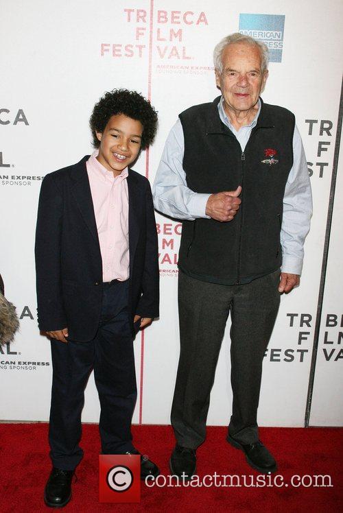 Julian Fernandez and Peter Fernandez Tribeca Film Festival...