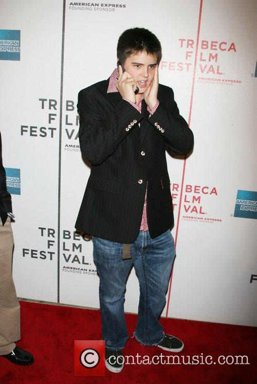 Miles Robbins Tribeca Film Festival 2008 premiere of...