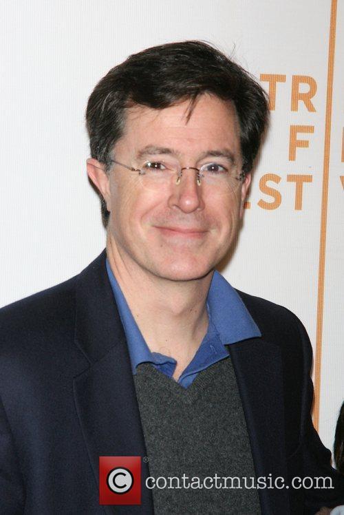Stephen Colbert, Tribeca Film Fest