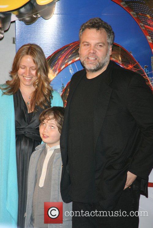 Tribeca Film Festival 2008 premiere of 'Speed Racer'...