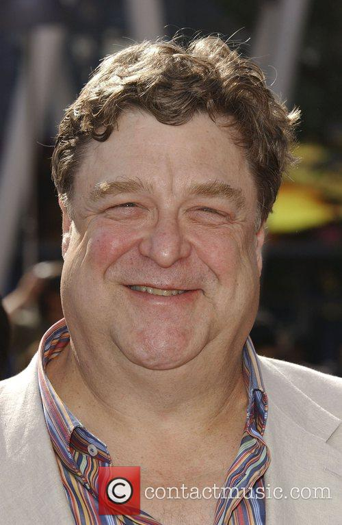 John Goodman 'Speed Racer' premiere held at the...