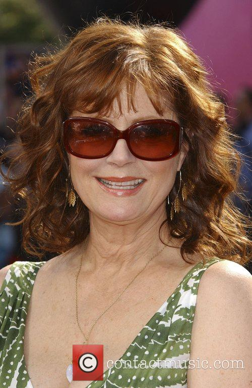 Susan Sarandon 'Speed Racer' premiere held at the...