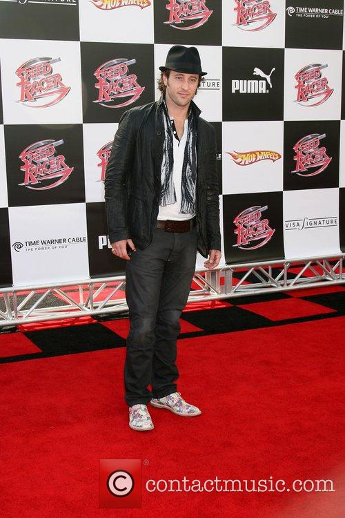 Alex O'Loughlin 'Speed Racer' premiere held at the...