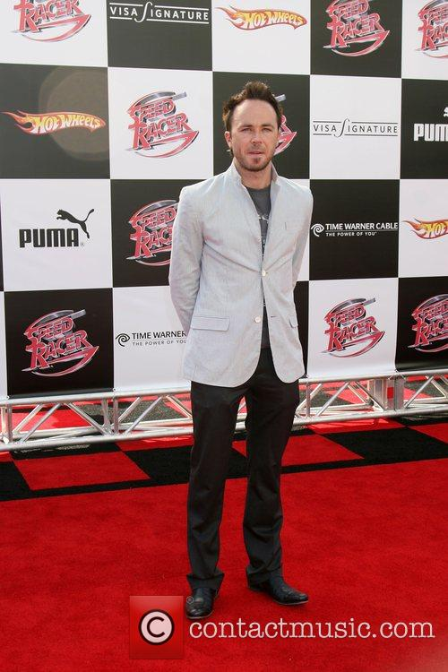Kick Curry 'Speed Racer' premiere held at the...