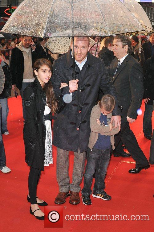UK Premiere of Speed Racer held at the...