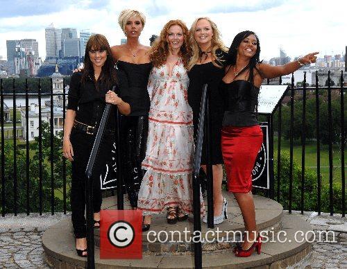 Melanie Chisholm, Victoria Beckham, Geri Halliwell, Emma Bunton...
