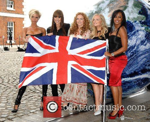 The Spice Girls announce their reunion at the...