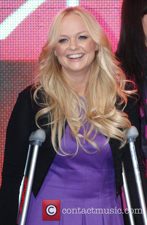 Emma Bunton Spice Girls open Virgin Atlantic's new...