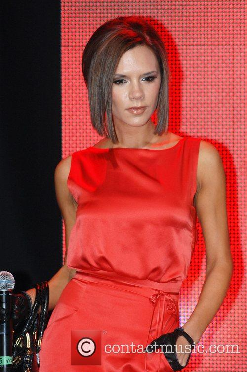 Victoria Beckham and Virgin 4