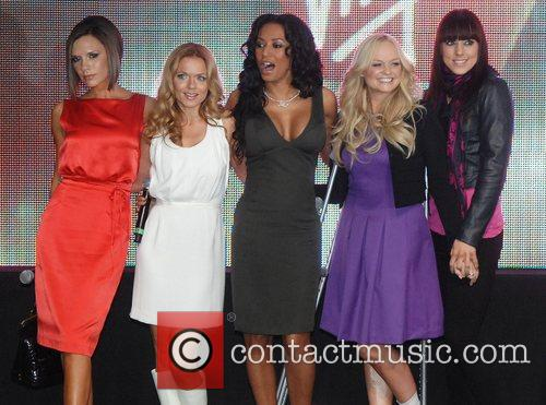Spice Girls open Virgin Atlantic's new terminal at...