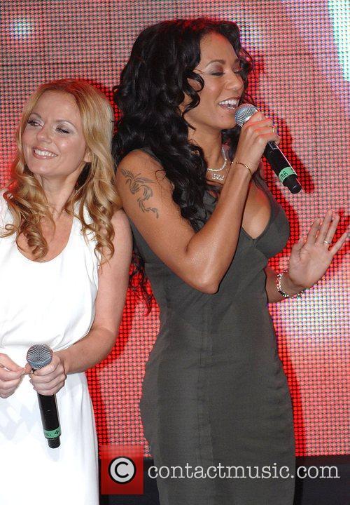 Spice Girls open Virgin Atlantic's new terminal at...