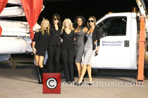 Spice Girls, Emma Bunton and Geri Halliwell 2