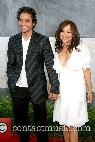 Rosie Perez and guest 2007 Los Angeles Film...