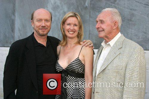 Paul Haggis, Deborah Rennard and Ted Haggis 2007...