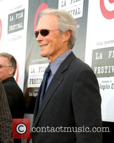 Clint Eastwood 2007 Los Angeles Film Festival -...