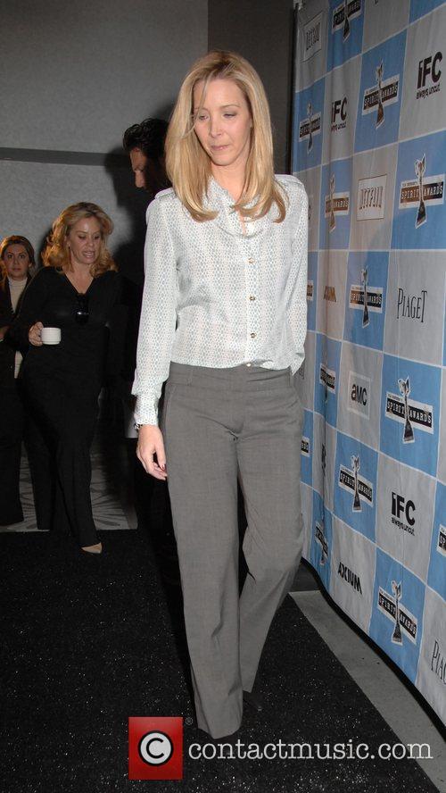 Lisa Kudrow 2008 Film Indepent's Spirit Awards Nominations...