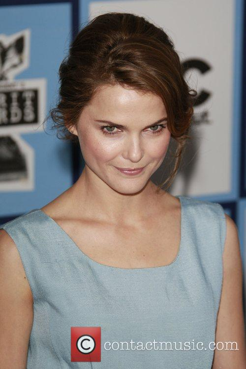 Keri Russell 2008 Film Independent's Spirit Awards at...