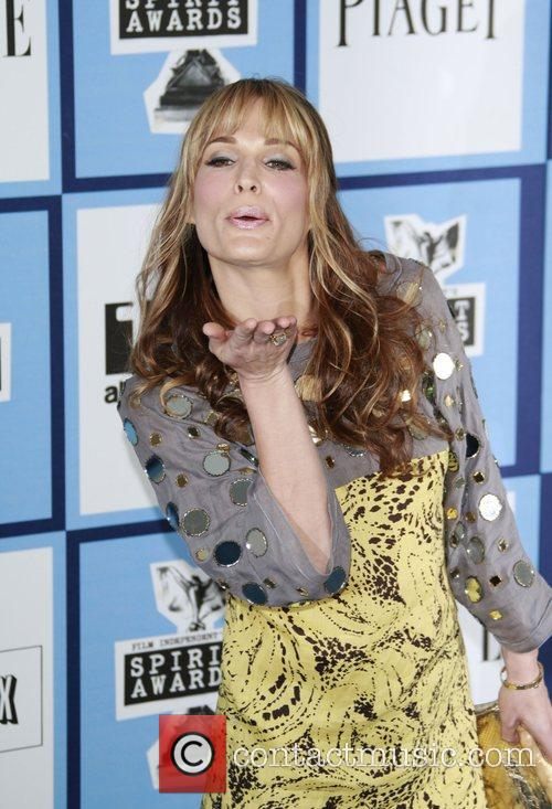 Molly Sims 2008 Film Independent's Spirit Awards at...