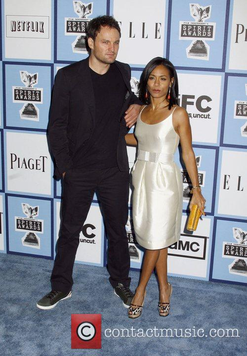 Jada Pinkett-Smith, Jason Clarke, Santa Monica Pier