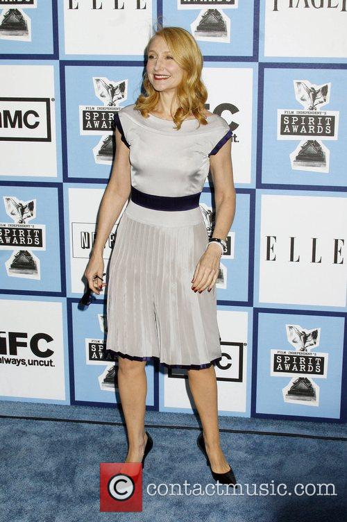 Patricia Clarkson 2008 Film Independent's Spirit Awards at...
