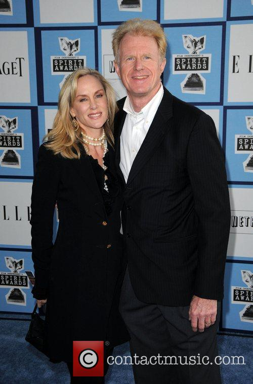 Ed Begley Jr and wife 2008 Film Independent's...