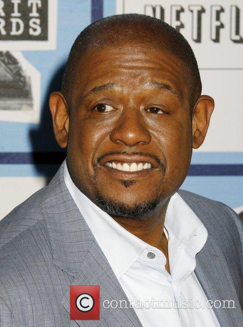 Forest Whitaker  2008 Film Independent's Spirit Awards...