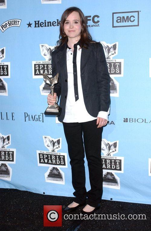 Ellen Page, Santa Monica Pier