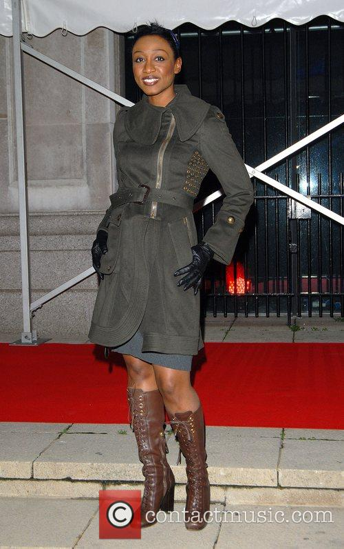 Beverley Knight Undiluted Spirit Ball at Old Billingsgate...