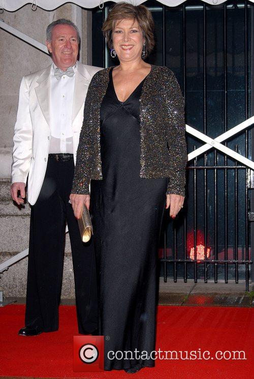Linda Bellingham Undiluted Spirit Ball at Old Billingsgate...